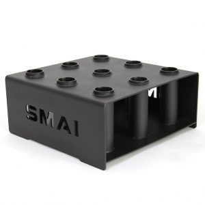 Barbell holder from SMAI